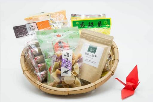 Les paniers gourmands en ligne pour découvrir le produit japonais