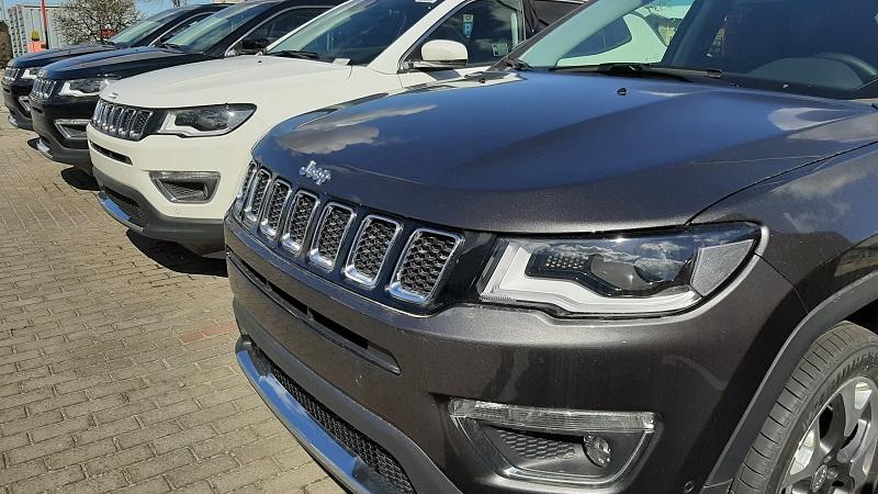 Un nouveau moteur pour le Jeep Compass