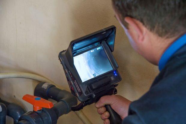 Pourquoi utiliser une caméra pour inspecter une canalisation ?