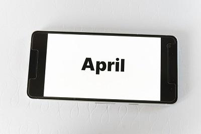 Les évènements qui ont marqué le mois d'avril