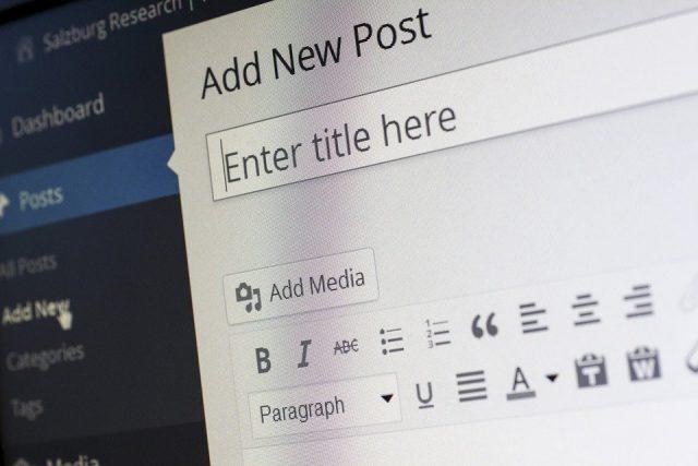 Créer son blog? 3 bonnes raisons pour se lancer!