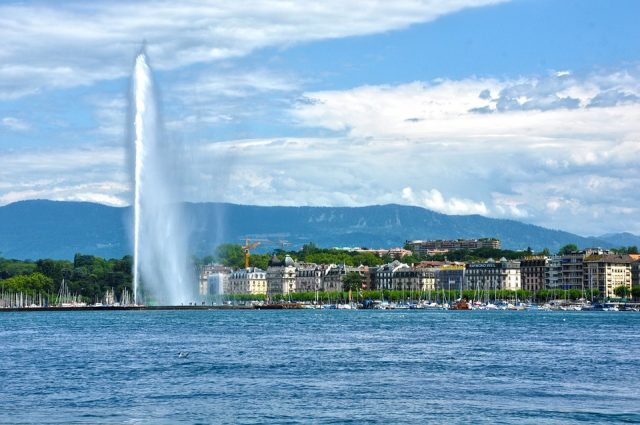 Visiter Genève, la capitale de la paix